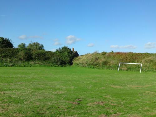 Sudbrook Promentary Fort