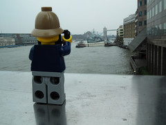 Sholley & HMS Belfast (kenjonbro) Tags: uk england london londonbridge riverthames se1 guyshospital worldcars kenjonbro fujifilmfinepixhs10