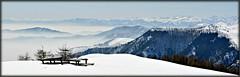Pian Ciarm(Valle Po)... (Claus72) Tags: panorama landscape reflex piemonte neve inverno cuneo alpi ostana ciaspole nikond90 1855vr vallepo borgataserre collebernardo borgatasantantonio borgatabernardi meiredurandini puntaostanetta