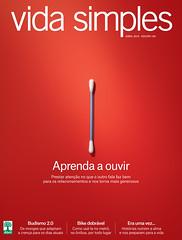 Vida Simples #130 [cover] (Rodolfo Frana) Tags: magazine design graphic revista clean cover vida magazines simple grafico simples