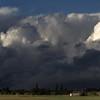 White door (Michel Couprie) Tags: door light sky storm france clouds barn canon eos farm 100mm ciel 7d porte nuages chiaroscuro ferme grange orage clairobscur chamarande essonne 100commentgroup