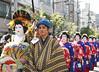 "OIRAN DOCHU - おいらん道中 (ajpscs (KL~01/20)) Tags: festival japan japanese tokyo prostitute pins parade 日本 nippon entertainer 東京 kimono obi procession asakusa hairstyle complex matsuri dori 浅草 geta skill highclass courtesan servants combs yoshiwara oiran tayuu ニコン patronise ajpscs 第10回 花魁 太夫 大夫 ichiyozakurakomatsubashi 一葉桜故松橋通り oirandouchu おいらん道中 ichiyouzakuramatsuri edo16001868 yoshiwarapleasure komageta mitsuashi sanmaibageta hachimoji 遊女 一葉桜まつり ""edo courtesan"" yūjo 浅草観音うら 江戸吉原おいらん道中 一葉桜まつり(江戸吉原おいらん道中)"