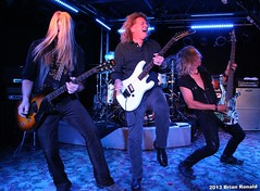 Y&T live at The Rockpile (amillionwalks) Tags: toronto yt therockpile davemeniketti johnnymann bradlang wednesdaymarch27th2013