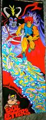 EVIL LETTERS CREW (ELC BLACK BOOKS) Tags: black art graffiti book paint drawing elc letters evil books battle el spray crew marker elk graff dope sick cru flicker copic ig battling krew youtube crazzy 2013 chartpack evilletterscrewblackbooks elcblackbooks elcblackbook