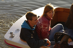 Beloved Brugge (Natali Antonovich) Tags: family portrait boat canal couple mood pair brugge tourists romantic bruges romanticism