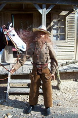brown fringed chaps s (amyj67074) Tags: cowboy chaps 16scaleactionfigures
