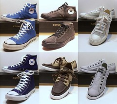 Converse Shoes 277 (hadley78) Tags: shoe shoes ripleys ct ox guinness collection converse cons allstar chucks chucktaylors allstars worldrecord hitops lowtops lowtop hitop joshuamueller