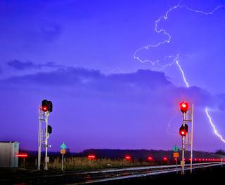 CSX and Lightning