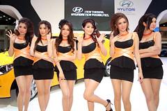 IG9C1307 copy (tony8888) Tags: show car race thailand model pretty bangkok queen impact thai motor 34th challenger motorshow pretties