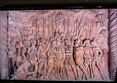 Taken From a Video 10 (Jocey K) Tags: italy building art church video screen carving worldheritagesite verona santanastasia cosmostour6330