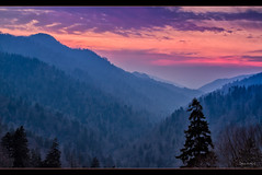 Sunset in the Smokies (jeannie'spix) Tags: smokies susnet mortonoverlook mortonsoverlook sunsetsmokies 3cadescove