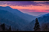 Sunset in the Smokies (jeannie'spix) Tags: smokies susnet mortonoverlook mortonsoverlook sunsetsmokies 3cadescove