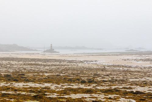 L'île Aganton à Pleumeur-Bodou
