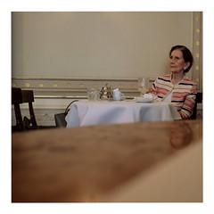 Coffehouse Lady (ngbrx) Tags: vienna wien woman lady austria sterreich cafe frau coffeehouse demel kaffeehaus