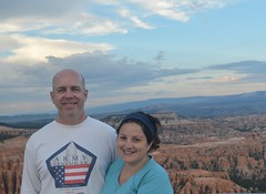 Bryce Canyon (KFiabane) Tags: brycecanyon utah mike krista