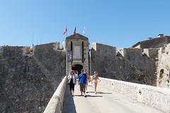 Villefranche-sur-Mer - Zitadelle (CocoChantre) Tags: passant villefranchesurmer zitadelle provencealpesctedazur frankreich fr castle medieval