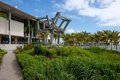 Perez Art Museum Miami (silberne.surfer) Tags: xf14mmf28 fuji fujixt1 prezartmuseummiami miami florida architektur uww miamimuseumspark