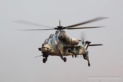 Denel Rooivalk 675, AAD2014 (Renier Siebrits) Tags: rooivalk aad2014 nikon d800 70300 aviation avgeek aviationphotography waterkloof afb