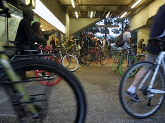 start: el cerrito BART (citymaus) Tags: ebbp eastbay bike party eastbaybikeparty august 2016 bayarea bicycle bicycles ride rides group elcerrito bart station