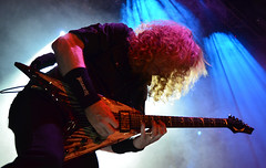 Megadeth en Neuquén Fotos: María Dante