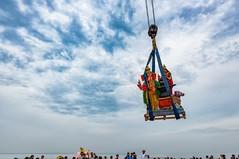 Going Home (Padmanabhan Rangarajan) Tags: ganeshchathurthi immersion visarjan chennai foreshore estates