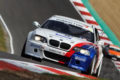 Kumho BMW Championship BMW E46 CSL (Roger Lavender) (motorsportimagesbyghp) Tags: brandshatch motorsport motorracing kumhobmwchampionship autpsport astonmartinownersclub amoc racecar bmwe46csl rogerlavender