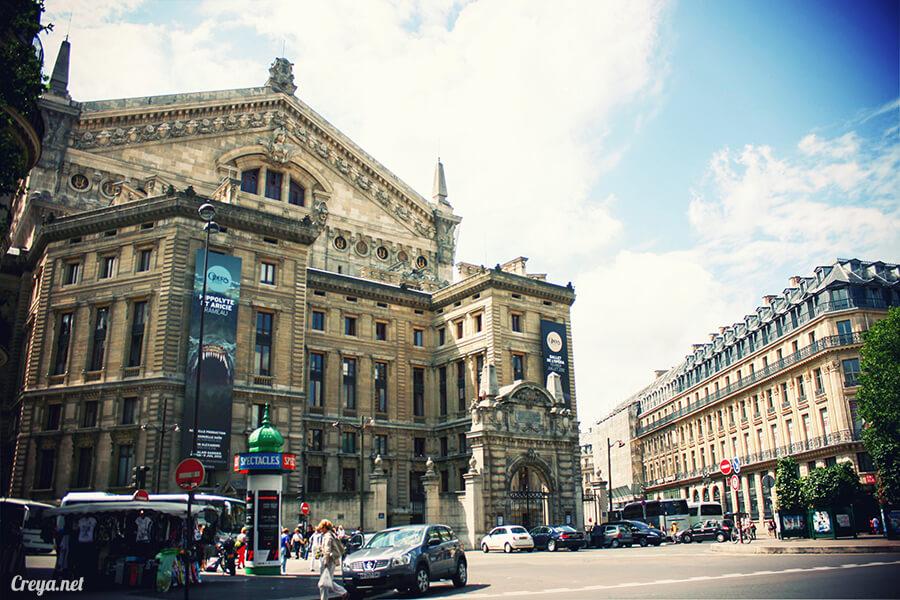 2016.08.21 ▐ 看我的歐行腿▐ 法國巴黎加尼葉歌劇院 06