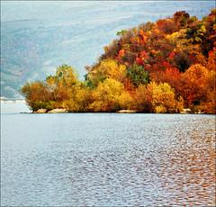 Autumn (Katarina 2353) Tags: landscape donau river golubac serbia srbija katarina2353 katarinastefanovic nikon film autumn