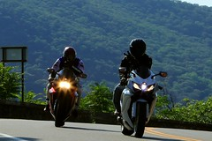 Suzuki Motorcycles 1608203362w (gparet) Tags: bearmountain bridge road scenic overlook motorcycle motorcycles goattrail goatpath windingroad curves twisties outdoor vehicle