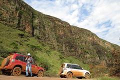 Serra da Canastra, MG (se.shira) Tags: serradacanastra paredo pausa descida falando celular tak