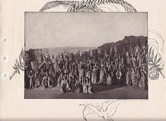 Scene 17 of a 1900 production of Ben Hur (mharrsch) Tags: benhur play presentation lewwallace production novel souvenirbooklet publicdomain 1900 mharrsch