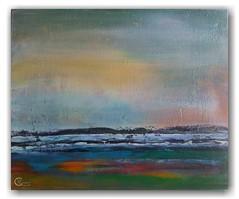 20160828_Abstract 10_Acryl auf MalPlatte 5060cm (gabyjunker226) Tags: acryl abstract malplatte