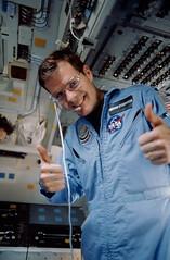 Bryan O'Connor (NASA on The Commons) Tags: bryanoconnor shuttle atlantis