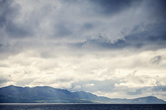 Isle Of Arran (JosefineKphotography) Tags: scotland isleofarran isle canoneos5dmarkii canon canonmoment tamron ocean firthofclyde sea sky cloudsinthesky clouds nature backtonature backlight sunlight sunrays