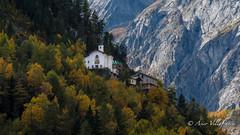 ITALY - Valle d'Aosta (Asier Villafranca (www.asiervillafranca.com)) Tags: courmayeur valledaosta italia aosta church sanctuary