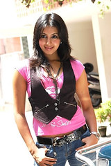 South Actress SANJJANAA Photos Set-4 (29)