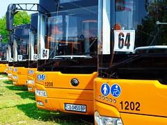 P8310953 (BusMemoriesBulgaria) Tags: yutong zk6126hga bulgaria bus