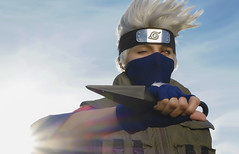 Hatake Kakashi (Zilephiroth) Tags: hatake kakashi hatakekakashi naruto narutoshippuuden cosplay shippuuden