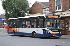 Stagecoach Midlands 37405 YX65PXW (Will Swain) Tags: banbury 6th september 2016 bus buses transport travel uk britain vehicle vehicles county country england english midlands midland town centre stagecoach 37405 yx65pxw
