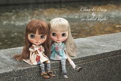 Clara & Daisy, sisters!!! <3