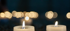 Bokehrama (Froschknig Photos) Tags: michau froschknigphotos flickrtreffen magdeburg md 2016 bokeh panorama nex5r flektogon dom kerze kerzen licht light candle