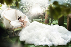 attractive wedding dress (beddinginnreviews) Tags: beddinginnreviews fashion reviewsbeddinginn woman style beautiful comfortable