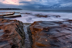 South Curl pool (FPL_2015) Tags: leefilter gnd09 canon1635f4lis canon6d landscape southcurlcurl northernbeaches sydney australia sunrise pool rocks ocean water seascape