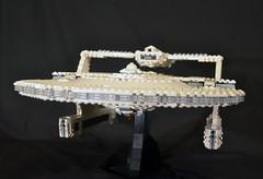 DSC_4735 (jonmunz) Tags: lego star trek spaceship uss reliant starship wrath khan