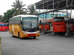 Yellow Bus Line A-51 (Monkey D. Luffy 2) Tags: higer bus mindanao photography philbes philippine philippines enthusiasts society