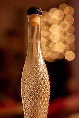 Magic Bottle (Chrisnaton) Tags: bottle bokeh grappa