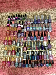 My current holo collection. Come on ladies show my yours! X (SuzanneM7) Tags: nail polish collection holographic uploaded:by=flickrmobile flickriosapp:filter=nofilter