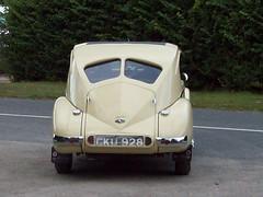 722 Triumph Gloria Six Flow Free Saloon (1938) (robertknight16) Tags: 1930s triumph british