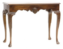 35. 20th Century Continental Console Table