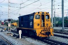 Martorell Enllaç 18.12.1994 (The STB) Tags: la 700 1000 fgc martorell cgfc alsthom ferrocarrilscatalans ferrocarrilescatalanes llobregatanoia